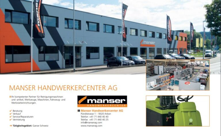 Manser Group AG - Arbon
